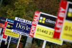UK house purchases rebound to near pre-pandemic level