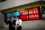 Global Markets: Shares down, dollar ticks up as U.S. stimulus talks drag
