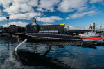 First British boat a 'pig' so redesign no shock - former NZ sailor