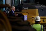 Exclusive: Biden wins major union endorsement in final days of White House race