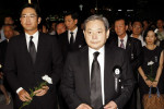 How Samsung's ownership may change as heirs take over from late Chairman Lee