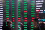 Shares rally ahead of U.S. election, dollar steady