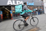 Aldi UK accelerates online push with ramp-up of Deliveroo trial