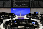 European shares supported by gains in retail, oil stocks