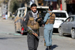 Rockets hit Afghan capital Kabul, at least eight killed