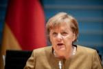 Merkel dice Alemania no puede extender ayuda económica por COVID a todo el invierno