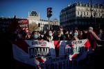 Manifestations contre les violences policières et pour la liberté de la presse