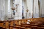 France: Premier dimanche de réouverture pour les lieux de culte