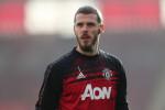 Man Utd's De Gea a doubt for Champions League game against PSG