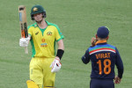 Australia's Smith hits the heights after being laid low by vertigo