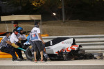 Haas expects Grosjean to stay in hospital until Tuesday