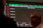 Ibovespa recua com realização de lucros e NY, mas a caminho de melhor novembro desde 1999