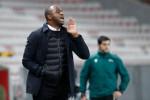 Coach Vieira sacked by Nice - club