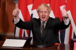 A divided United Kingdom exits EU's orbit, enters Brexit unknown