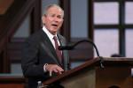 متحدث: الرئيس الأمريكي السابق جورج بوش يحضر تنصيب بايدن