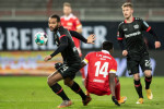 Late Teuchert goal gives Union 1-0 win over Leverkusen
