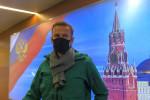 Polícia russa detém crítico do Kremlin Alexei Navalny na chegada ao aeroporto