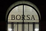 Borsa Milano in netto calo in scia Europa e su timori elezioni, annullato rialzo 2020