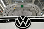 Turning corona corner, Volkswagen's profit falls less than feared