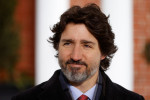 Canada's Trudeau presses Pfizer CEO on vaccine shortage, hints at travel crackdown