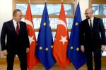 Turkey hopes Mediterranean talks can calm choppy waters with EU
