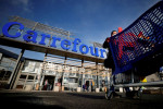Analysis: A suitable suitor? Carrefour admirers must court the Elysee Palace