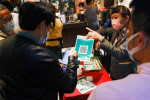 Hong Kong sees rush for burner phones as government pushes contact-tracing app