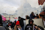 U.S. Capitol Police quickly overwhelmed by 'insurrectionists' on Jan. 6, acting chief says