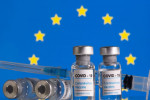 EU leaders meet to speed up vaccine rollout in race against variants
