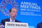 رئيس البنك الدولي متفائل حيال أثر إصلاحات السودان على النمو