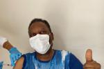 Former soccer star Pele gets vaccinated in Brazil