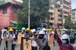 Deux manifestants tués en Birmanie, selon un témoin et des médias