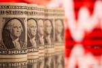Dollar ascendant as Powell sticks to script; risk currencies slide