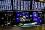 Futures jump on calmer bonds as inflation worries ease