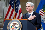 Garland pledges to adhere to 'norms' as U.S. attorney general