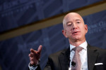 Amazon CEO Bezos, stung by wide criticism, endorses U.S. corporate tax hike