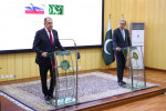 Russian foreign minister visits Pakistan in search of Afghan peace