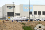 Union files objections to Amazon election results, alleging layoffs were threatened