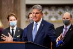Senator Manchin throws support behind U.S. labor reform bill