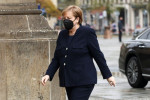 Germany's Merkel says very concerned about Navalny's health
