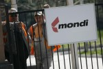 South Africa's Mondi posts 24 percent rise in first-half earnings