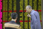 China stocks in morning freefall as pension fund rules fail to inspire