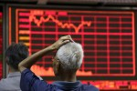 China state media announces confessions in probes into stocks plunge
