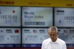 Borsa Tokyo, Nikkei chiude a -2,15%, quarta settimana negativa