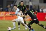 Argentina rescata un agónico empate ante México por 2-2 con gol de Messi
