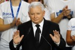 Outright majority for Polish eurosceptics hangs in balance