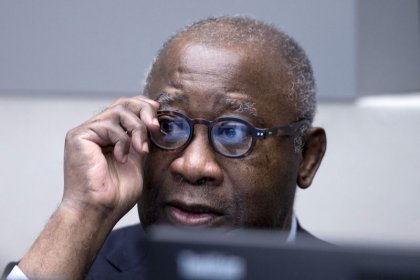 COR-Laurent Gbagbo plaide non coupable devant la CPI