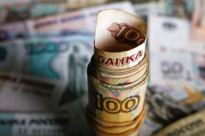 Ruble rises after Putin orders troop withdrawal from Syria
