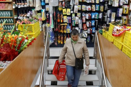 Greek consumer prices fall 0.2 percent year-on-year in May, deflation slows
