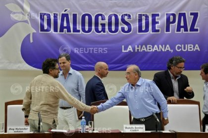 Colombia peace pact won't boost economy in near term - investors